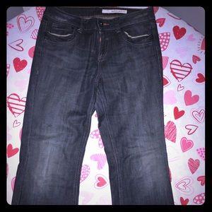 DKNY Jeans bootcut Sz 8